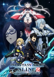 Phantasy Star Online 2: Episode Oracle Episode 01-04 [Subtitle Indonesia]