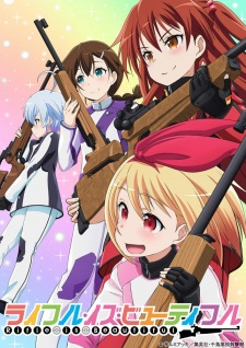 Rifle Is Beautiful Episode 01-03 [Subtitle Indonesia]